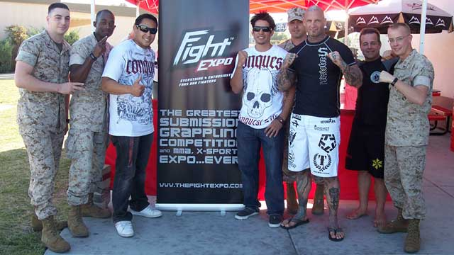 military-fight-expo