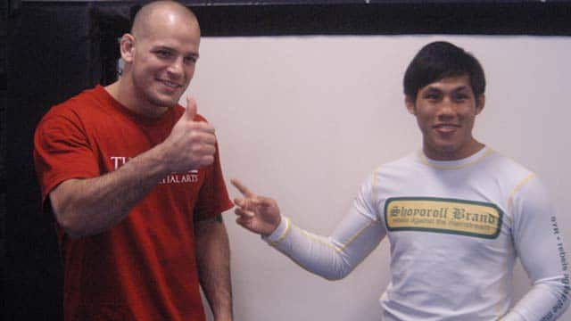 Xande Ribeiro and Nam Phan