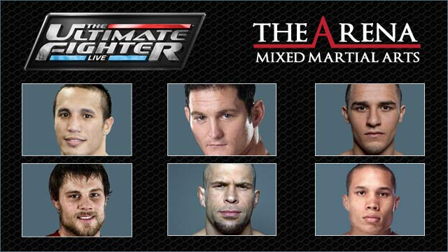 The Ultimate Fighter - The Arena