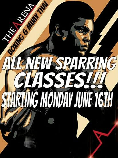 The Arena Sparring Classes